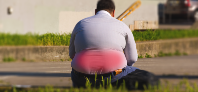 Being Overweight might be the Reason for your Back Pain