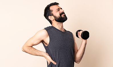 Back Pain and Weight Training